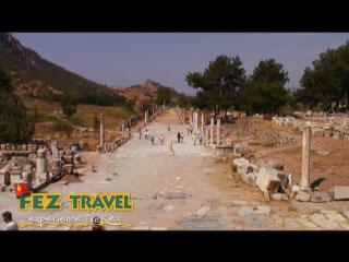 Ephesus video [3.9 kb 1:31 mins]
