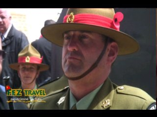 View our ANZAC Day - New Zealand video [21.1 Kb 1:34 mins]