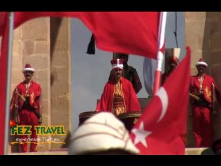 View our ANZAC Day - Turkey video [15.6 Kb 1:09 mins]
