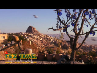 View our Cappadocia video [3.1 Kb 0:46 mins]