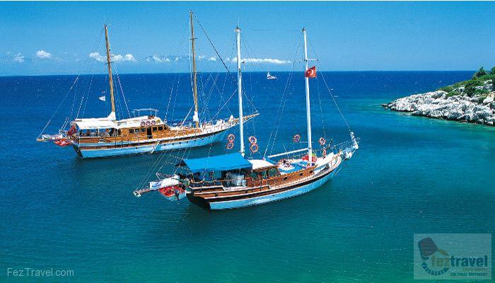 - Gulet Cruise