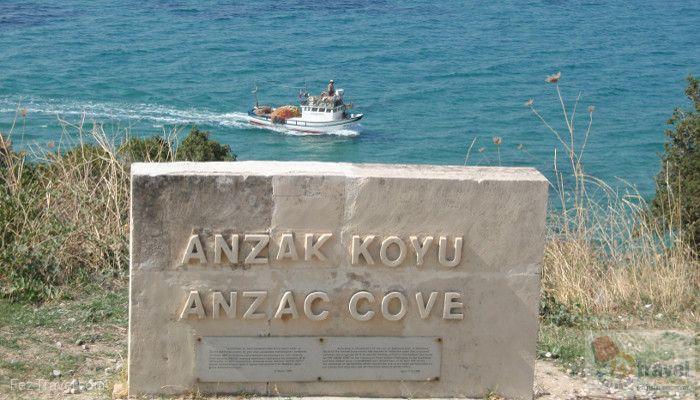 Gallipoli - ANZAC Cove