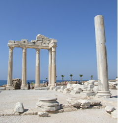 Side - Temple of Apollo