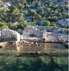 Kekova - Sunken City