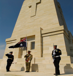 Gallipoli - ANZAC Day - Lone Pine - Australian Memorial