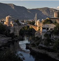 Mostar - Stari Most Bridge