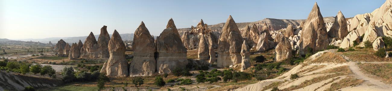 Short Turkey Getaway Tours - 2 to 5 days - Fez Travel